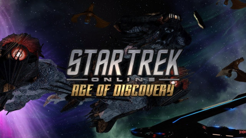 Star Trek Online : Age of Discovery sur PS4