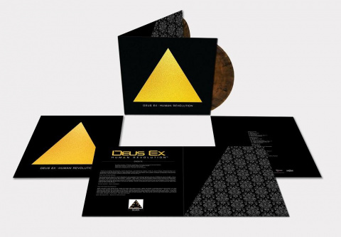 Deus Ex Human Revolution : La bande originale s'offre un double vinyle