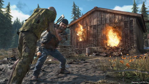 Days Gone ou la stratégie du report printanier