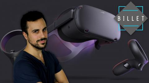 """Billet : """"Le futur Oculus Quest est la Wii U de la réalité virtuelle"""""""