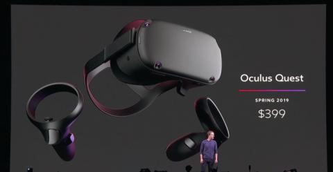 """""""Billet : Le futur Oculus Quest est la Wii U de la réalité virtuelle"""""""