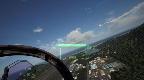 Ace Combat 7 : plus d'infos sur l'expérience VR