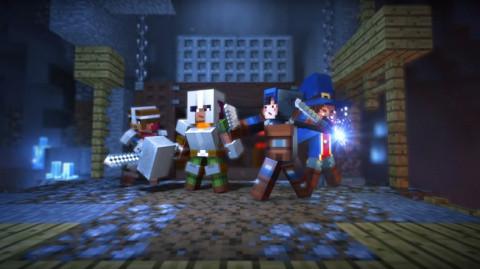 Minecraft : Dungeons annoncé sur PC à la Minecon Earth 2018