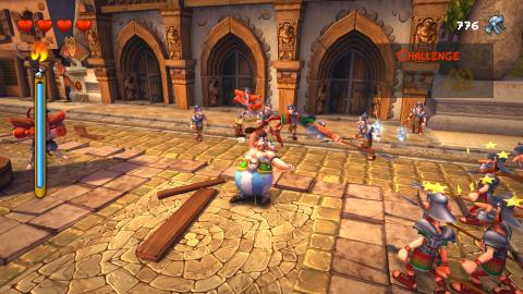 Astérix & Obélix XXL 2 : le remaster montre ses nouveaux challenges