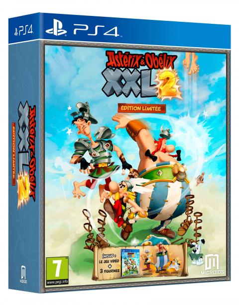 Astérix & Obélix XXL 2 Mission Las Vegum : le remaster se précise en images
