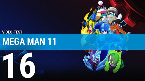 Mega Man 11 : Un retour en fanfare !