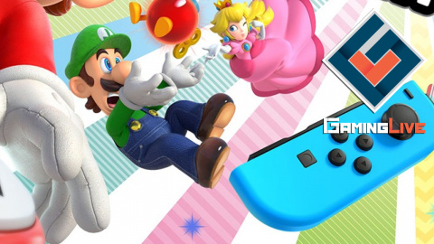Super Mario Party : Le mode rafting, à quatre