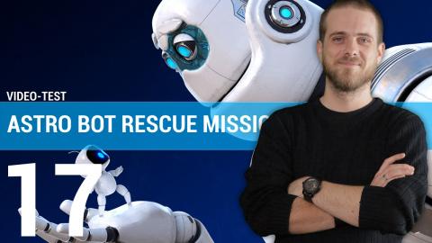 Astro Bot Rescue Mission : Notre avis en moins de 3 minutes