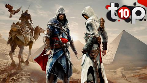 TOP 10 des jeux Assassin's Creed