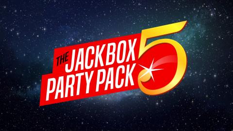 The Jackbox Party Pack 5 sur PC