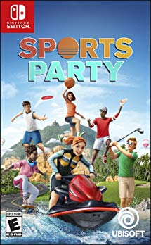 Sports Party sur Switch
