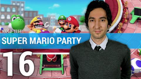 Super Mario Party : Notre avis en trois minutes