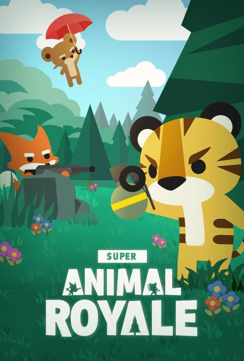 Super Animal Royale sur PC
