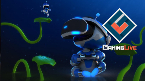 Astro Bot Rescue Mission : une immersion née d'un jeu de perspectives