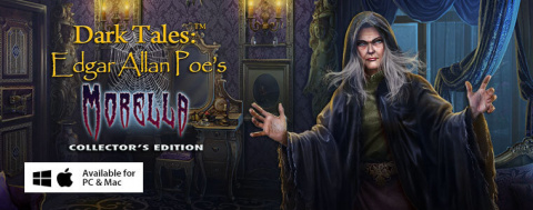 Dark Tales: Editions de collectionneur Morella d'Edgar Allan Poe sur Android