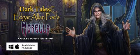Dark Tales: Editions de collectionneur Morella d'Edgar Allan Poe sur PC