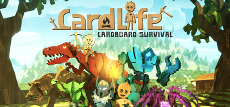 CardLife: Cardboard Survival sur PC