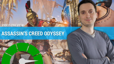 Assassin's Creed Odyssey : Nos impressions en 3 minutes