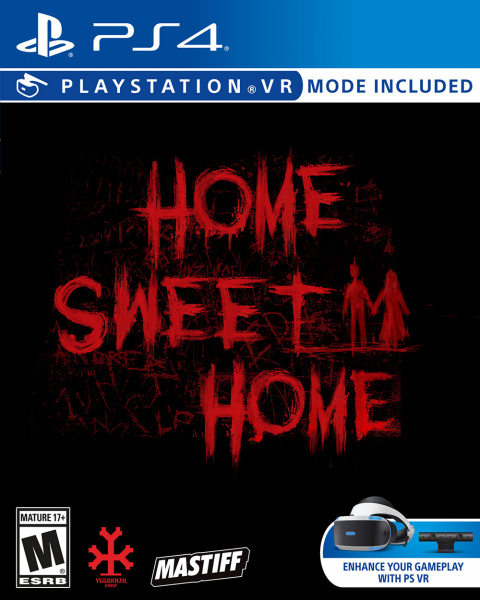 Home Sweet Home sur PS4