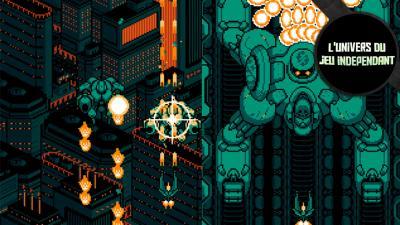 L'univers du jeu indépendant : Zero Ranger : Un shoot'em à ne pas manquer !