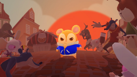 Hamsterdam sur Android