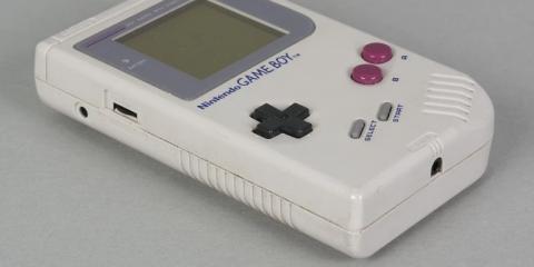 Nintendo : un brevet d'étui Game Boy pour smartphone