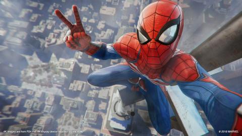 Marvel Spider-Man : l'histoire d'un héros