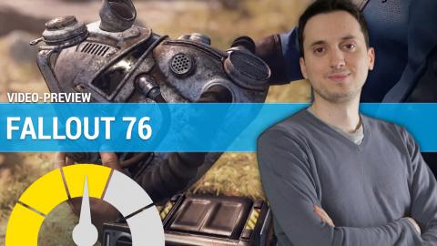 Fallout 76 - Nos impressions en 3 minutes