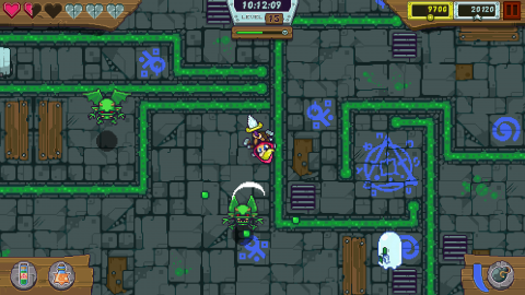 Dizzy Knight sur Android