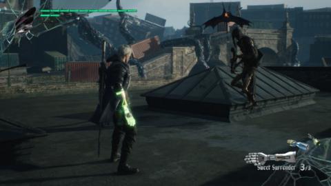 Devil May Cry 5 : la nouvelle démo est disponible sur PS4 et Xbox One