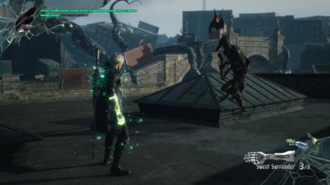 Devil May Cry 5 présente les armes de sa version Deluxe
