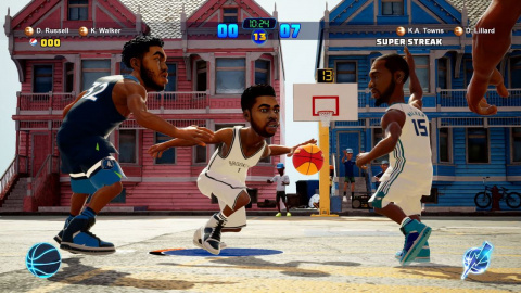 NBA Playgrounds retiré de la vente sur toutes les plateformes