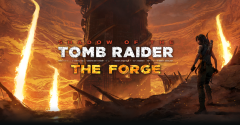 Shadow of the Tomb Raider : La Forge