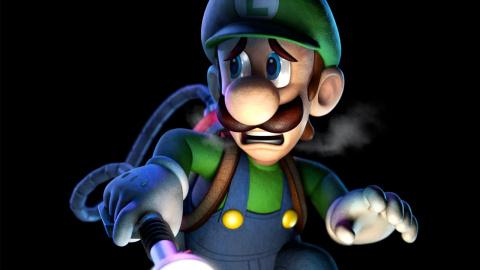 Luigi's Mansion : Les fantômes du passé hantent la portable de Nintendo