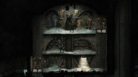 Creaks : le nouveau jeu d'Amanita Design prend date sur PC et consoles