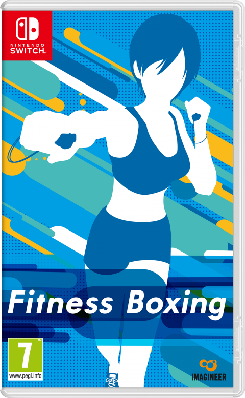 Fitness Boxing sur Switch