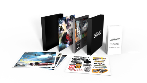 GRIP : une édition collector limitée pour le jeu de course arcade