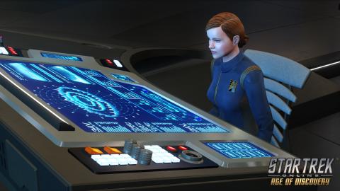 Star Trek Online : Age of Discovery fête son lancement en images