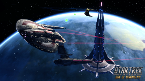 Star Trek Online : Age of Discovery fête son lancement en images