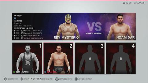 WWE 2K19 : Un épisode généreux mais timoré