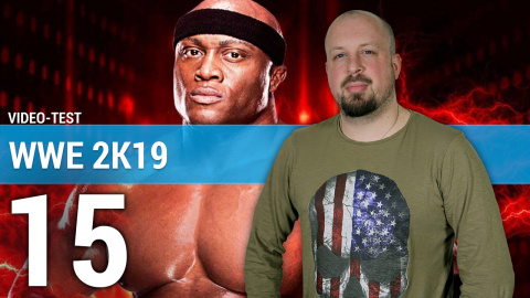 WWE 2K19 : 3 minutes pour devenir une Superstar du catch