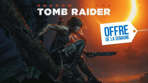 PS Store : Shadow of the Tomb Raider et l'offre de la semaine !
