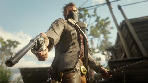 Red Dead Redemption 2 : Rockstar donne des détails sur le pré-téléchargement