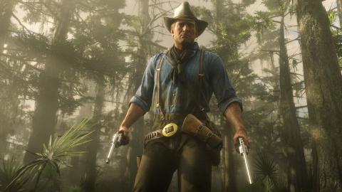 Rockstar revient sur les armes de Red Dead Redemption II