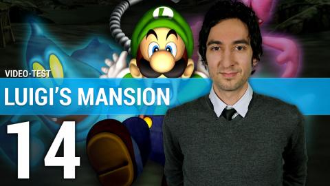 Luigi's Mansion : Notre avis en deux minutes