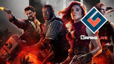 Call of Duty : Black Ops IIII : Une arène antique, totalement zombifiée !