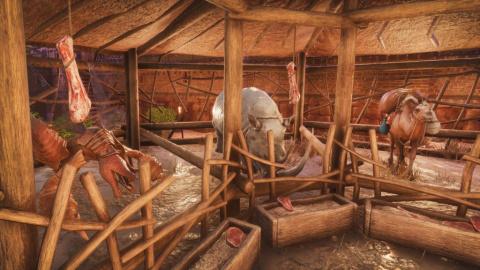 Conan Exiles : du dressage de bêtes sauvages avec l'update 34
