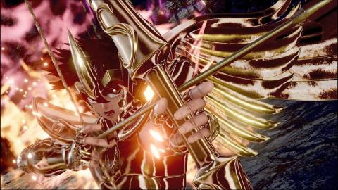 Jump Force accueille Saint Seiya dans son line-up !