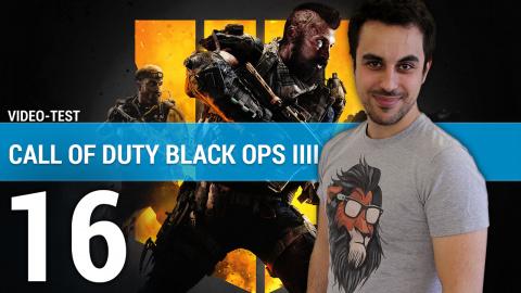 Call of Duty Black Ops IIII : Ses qualités et défauts, en trois minutes