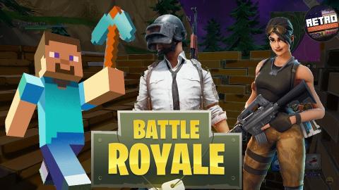Retro Découverte : L'histoire du Battle Royale